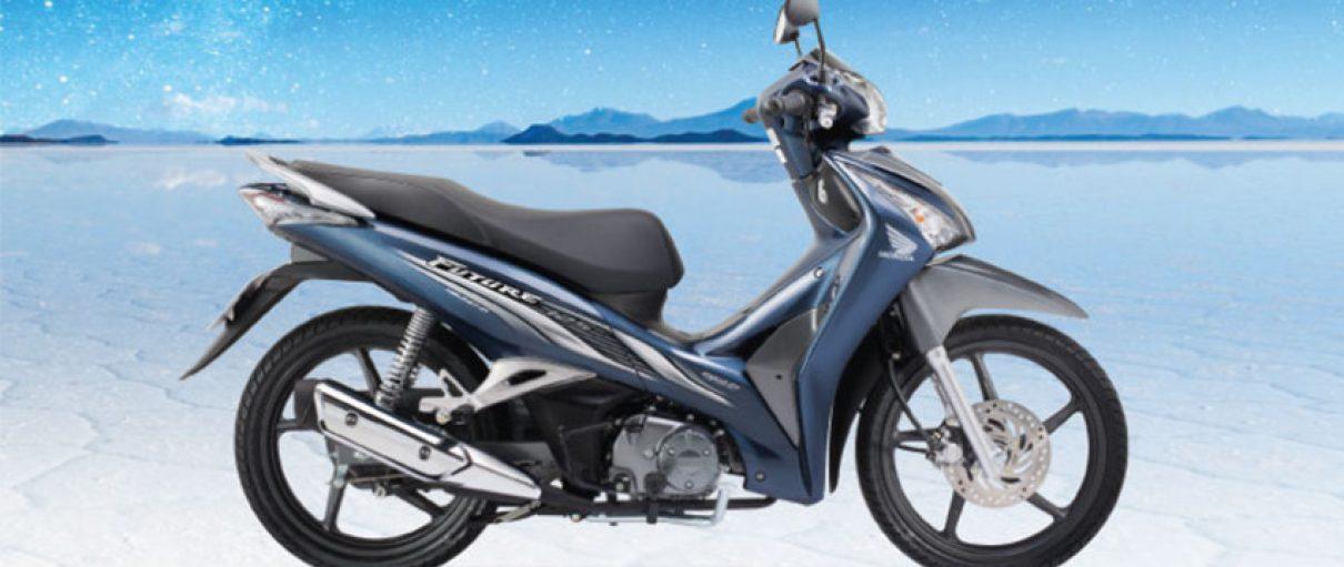 Honda Việt Nam giới thiệu Future FI 125cc đáp ứng tiêu chuẩn khí thải Euro 3 với thiết kế mới