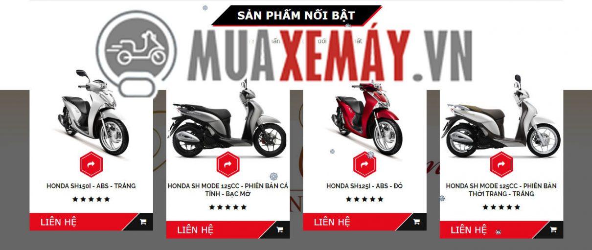 Mua xe máy trực tuyến: Phong cách mua sắm mới của người Hải Phòng
