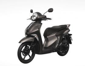 Yamaha Janus – phiên bản cao cấp – nâu