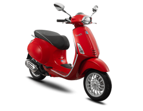 Vespa Sprint 125 ABS - Đỏ