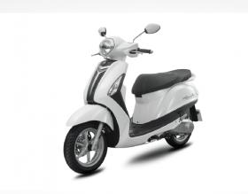 Yamaha Grande - phiên bản đặc biệt- trắng