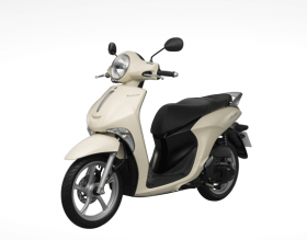 Yamaha Janus - phiên bản tiêu chuẩn - trắng