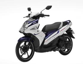 Yamaha Nouvo fi-rc - trắng