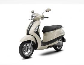 Yamaha Grande - phiên bản cao cấp - trắng