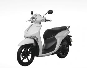 Yamaha Janus – phiên bản cao cấp – trắng