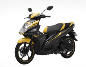 Yamaha Nouvo FI-RC - vàng