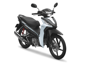 Honda Wave RSX 110cc - Trắng Xám