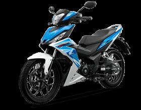 Honda Winner 150cc - Xanh Trắng