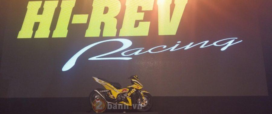 Winner 175 Hi-Rev Racing chính thức được giới thiệu