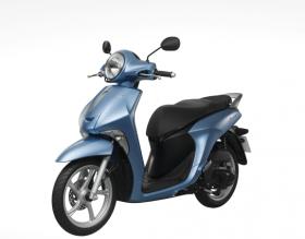 Yamaha Janus - phiên bản tiêu chuẩn - xanh