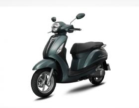 Yamaha Grande - phiên bản cao cấp - xanh rêu